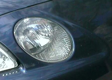 Soarer headlamp