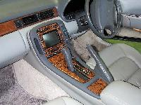 A thumbnail image of Soarer fitted with wood-grain kit